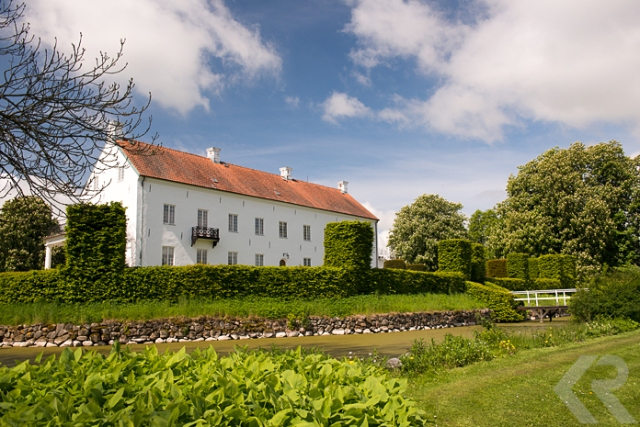 Ellinge Castle is a 13th Century castle located near Malmo, Sweden.