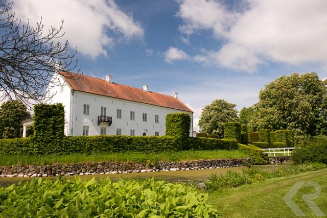 Ellinge Castle is a 13th Century castle located near Malmo, Sweden.