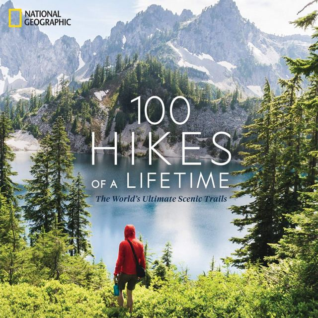Hikes of a Lifetime cover