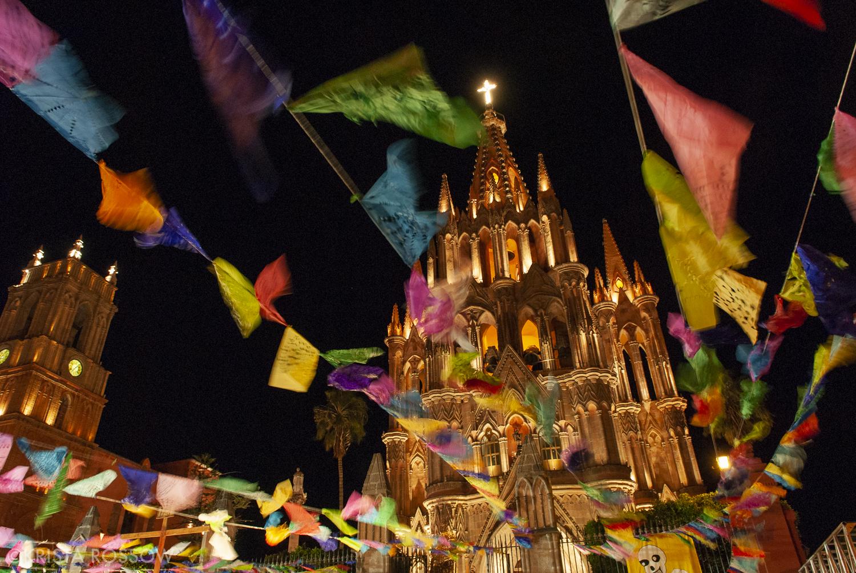 San Miguel de Allende, Guanajuato, Mexico.